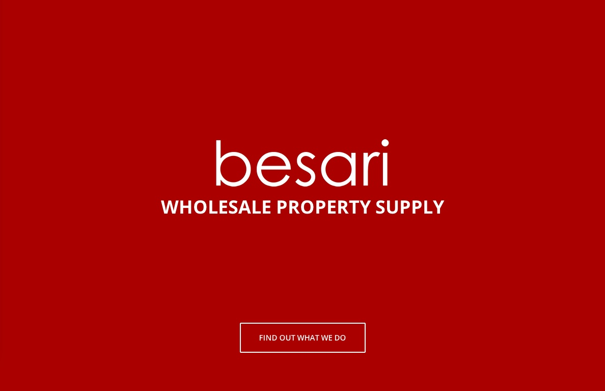 Besari - Wholesale Property Supply
