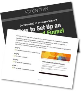 Lead Funnel Action Plan