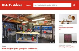 Do-It-Yourself on the Bunnings website.