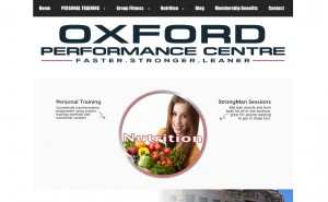 The Oxford Performance Centre