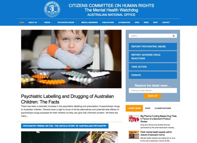 Citizens Committee on Human Rights