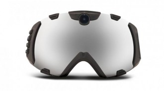 Skiing Goggles - front view