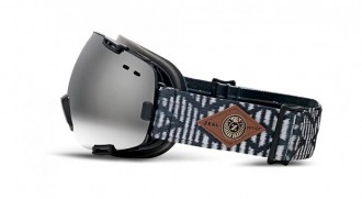 Skiing Goggles - side view