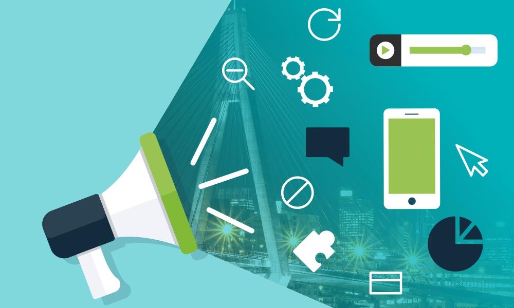 A digital marketing agency.