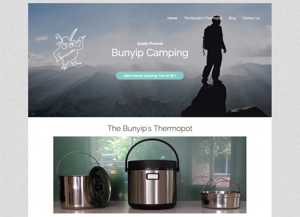 Bunyip Camping - Quality Camping Products