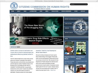 Citizens Commission on Human Rights Australia