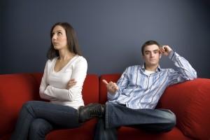 couple on sofa - marketing fails